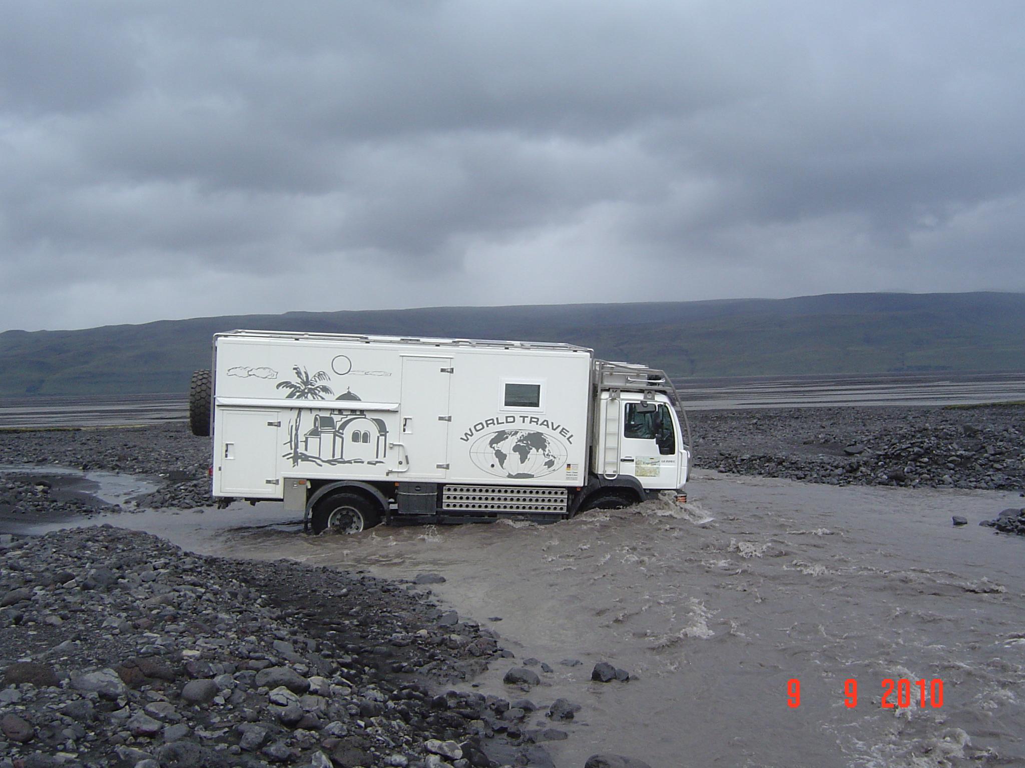 Wombi auf Island
